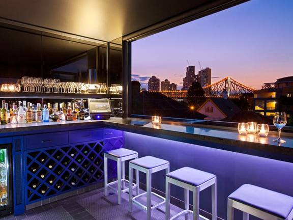 Balfour Brisbane Rooftop Bar