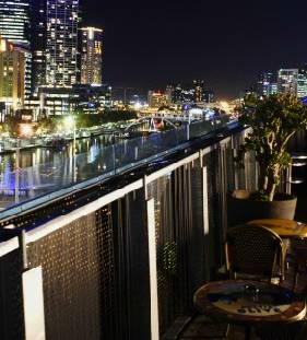 Melbourne Rooftop Dining And Bars
