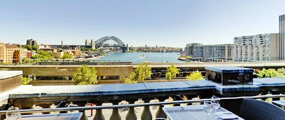 Sydney Cafe Sydney Rooftop Best New Bar View