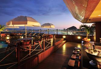 Porto Bay Brazil Rooftop Restaurant Best New Bar View Pool