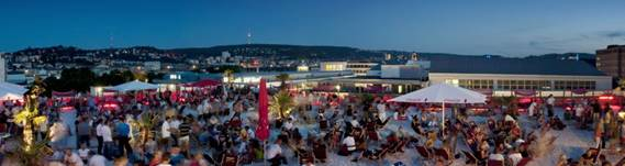 Skybeach Rooftop Bar