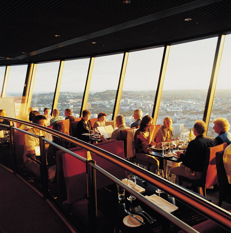 New Zealand Rooftop Restaurant And Bar Nz