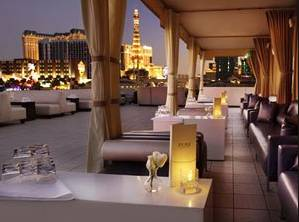 Las Vegas Rooftop Top Floor Restaurant Bar