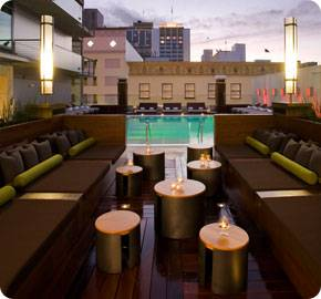 San Diego Rooftop Restaurant And Bar