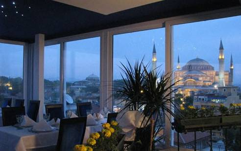 Rooftop Istanbul Adama Hotel Rooftop Restaurant  Best New Bar View