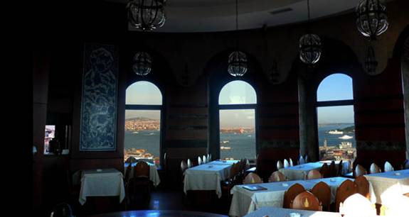 Istanbul Galata Rooftop Restaurant and Bar