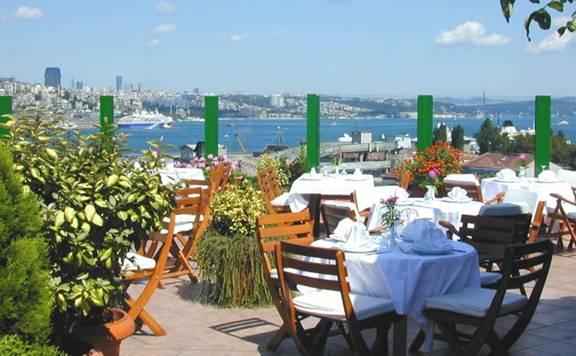 Istanbul Imbat Rooftop Restaurant and Bar