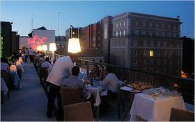 Mirador Madrid Spain Rooftop Bars