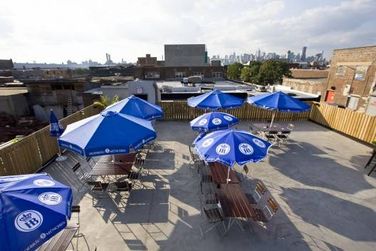NYC Brooklyn New York Rooftop Lounge