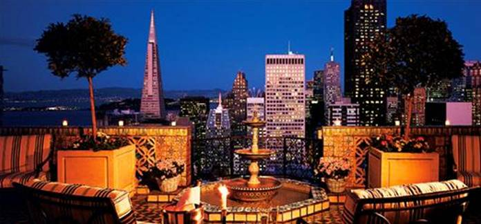 SF Crown San Francisco Rooftop Bars