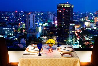 Vietnam Rooftop Signiture Ho Chi Minh Bar and Restaurant